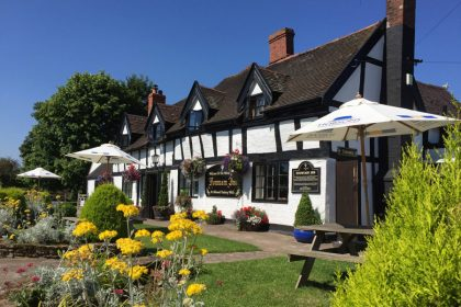 The Best Beer Gardens in Worcestershire