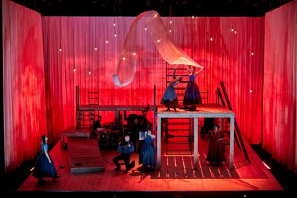Jayne Eyre review at The REP by Sophie Canare
