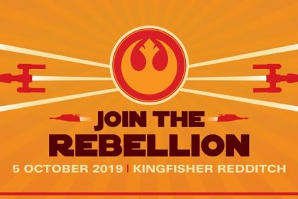 Free Star Wars convention returns to Kingfisher Redditch